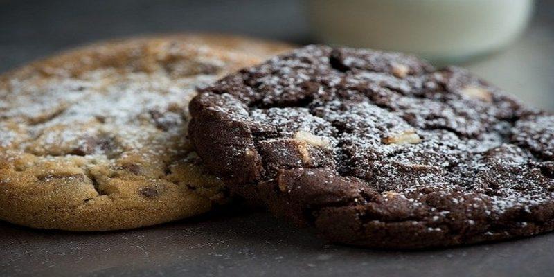 bannière article de blog Recette de cookies aux pépites de chocolat.